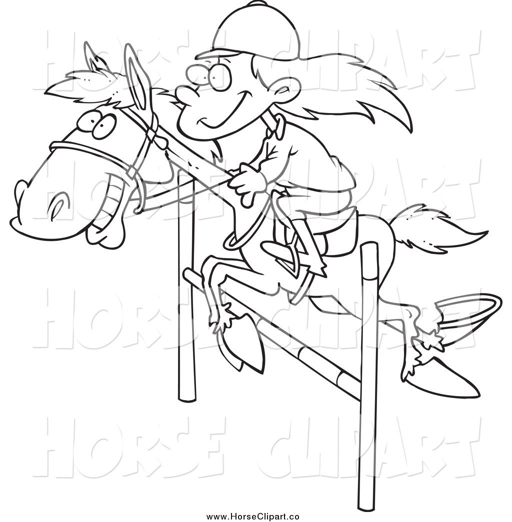 Royalty Free Coloring Page Stock
