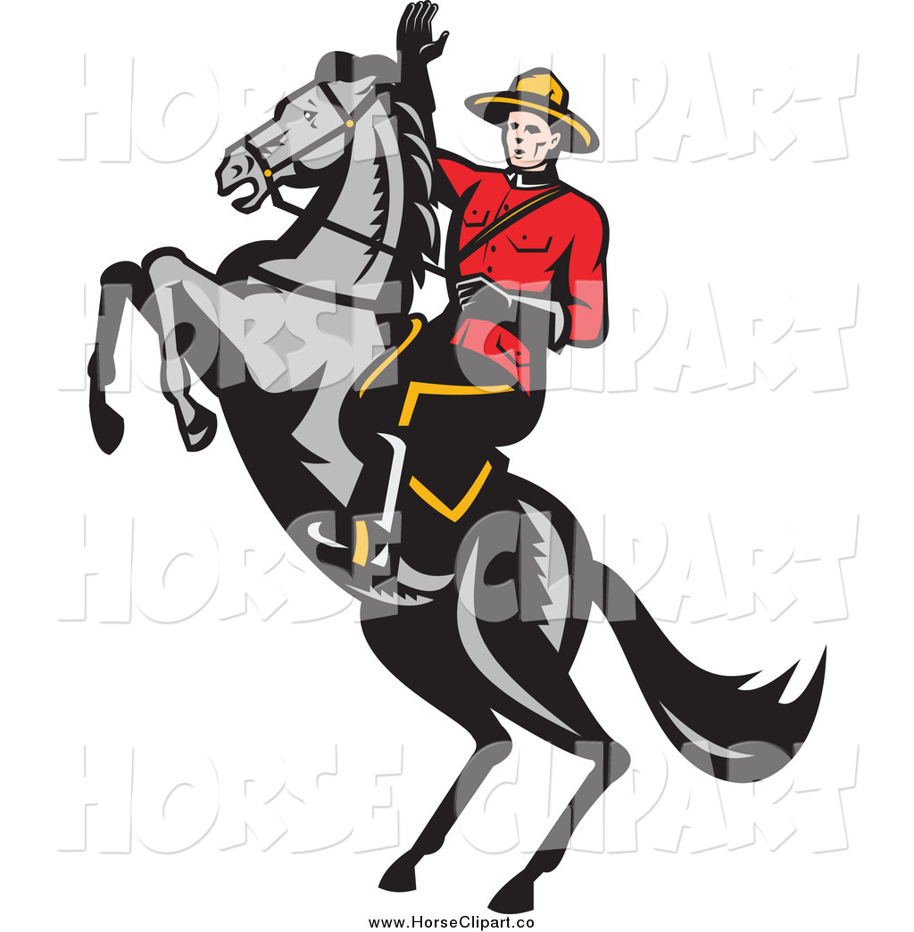 royalty free cartoon stock horse designs