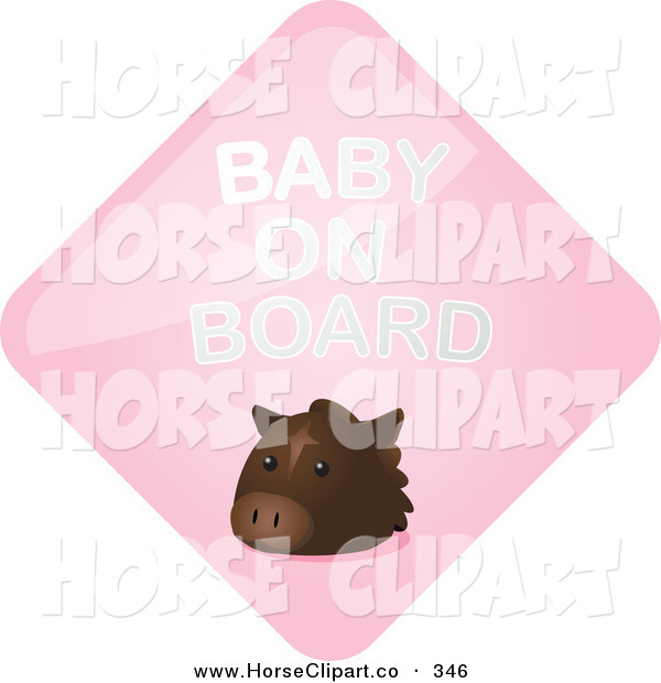 clipart baby on board-#35